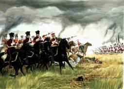 Dio francese della guerra Napoleone Bonaparte