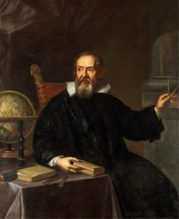 Fisico italiano Galileo
