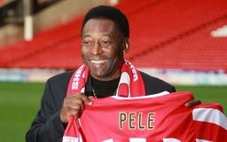 Famoso calciatore Pelé immagine