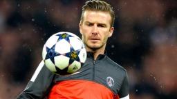 Calciatore David Beckham immagine