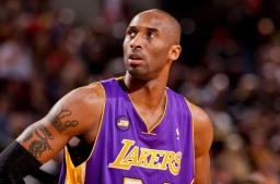 La star dell'NBA Kobe Bryant immagine