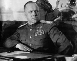 Maresciallo sovietico Georgi Konstantinovich Zhukov immagine